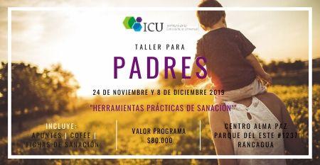 Afiche web taller padres